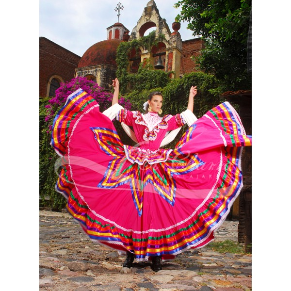 1000+ images about Folkloric Jalisco dress for faith on ...